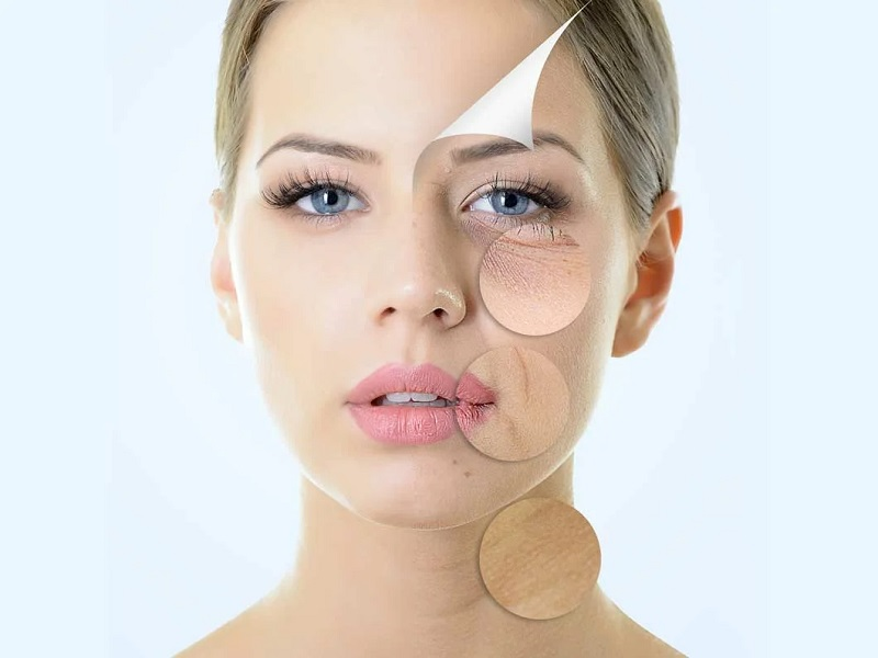 How to get rid of peeling skin on face fast