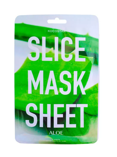 Kocostar Slice Mask Sheet - Aloe