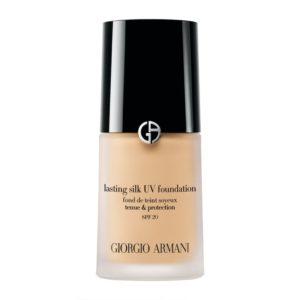 Lasting silk UV foundation Giorgio Armani
