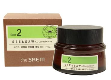 The Saem See & Saw A.C. Control Cream