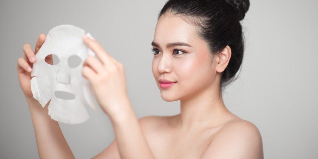 korean skincare routine for acne